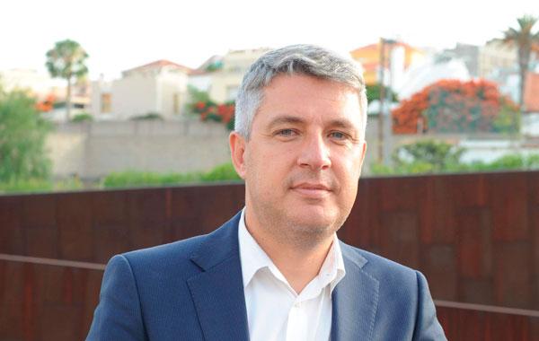 José Juan Lemes (PP), alcalde de Arafo. / DA