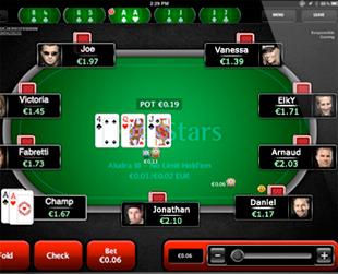 Aplicaciones Poker Online