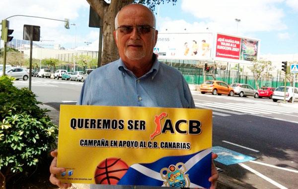 QUEREMOS SER ACB - CAMPAÑA CB CANARIAS