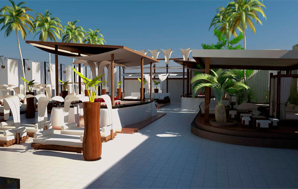 La nueva terraza de verano podr albergar a m s de mil for Terrazas de verano madrid