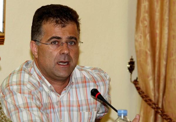 Antonio Sosa, concejal de Medio Ambiente de Arona