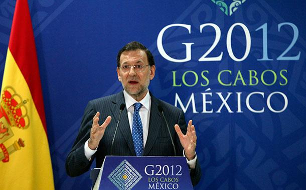 MARIANO RAJOY - G20 CUMBRE