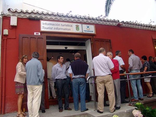 El casco hist rico alberga la nueva oficina de informaci n tur stica diario de avisos - Oficina de informacion turistica ...