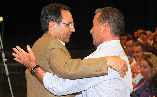 CONGRESO CC 2012 - ANTONIO CASTRO Y PAULINO RIVERO