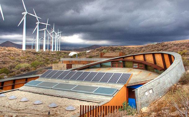 Las casas bioclim ticas del iter duplican las for Construccion de casas bioclimaticas