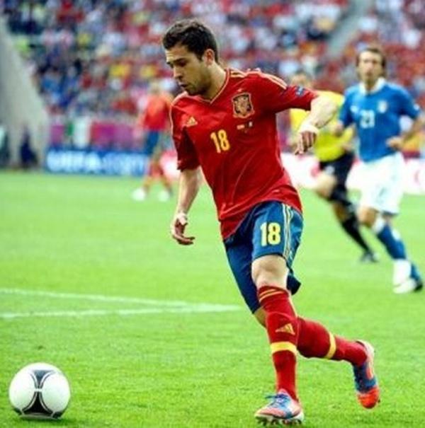 Alba ha realizado una gran Eurocopa con la selección española