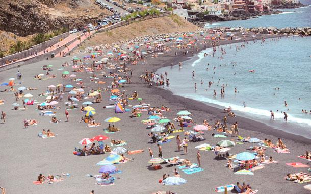 Playa de La Nea, Radazul