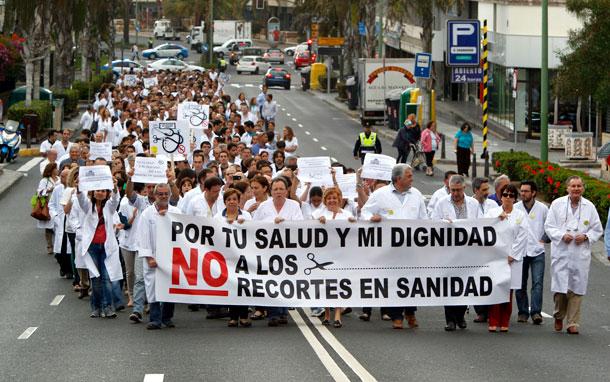 médicos en Las Palmas