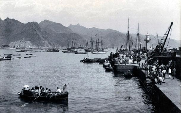 PUERTO-SANTA CRUZ TENERIFE-1893