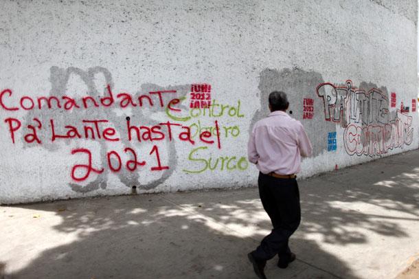 VENEZUELA - CAMPAÑA ELECCIONES