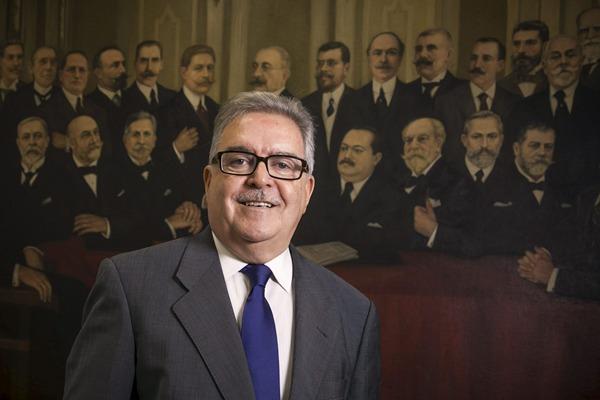 El presidente del Cabildo de Gran Canaria, José Miguel Bravo de Laguna. | EFE