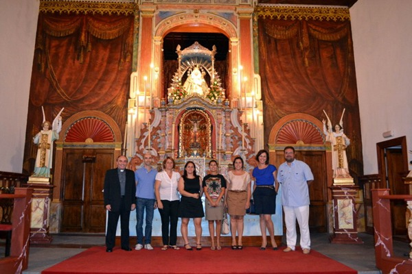 Semana Santa en Los Silos: La parroquia de Nuestra Señora ...