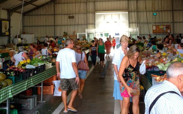 Mercado del Agricultor de San Miguel