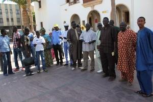 comunidad senegalesa fuerteventura.ayuda inundaciones