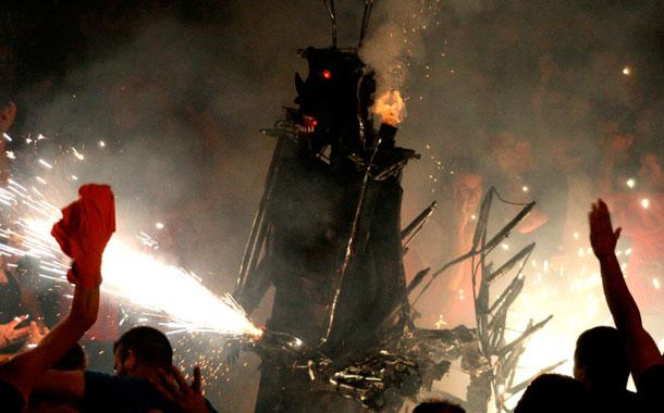 Danza del Diablo - Tijarafe
