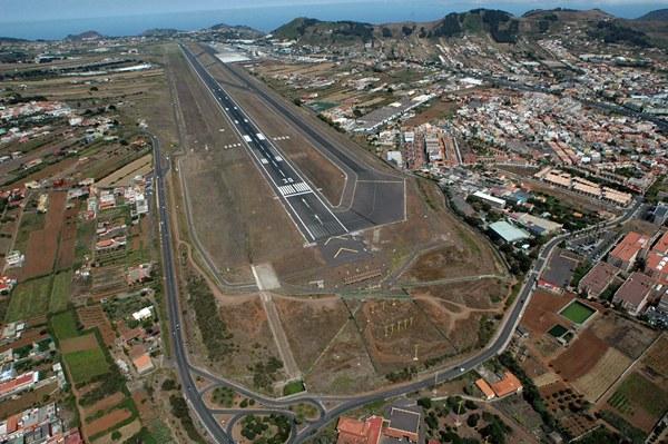 Aeropuerto Los Rodeos Tenerife-Norte