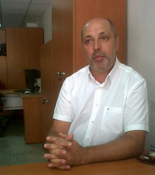 Portavoz de CC en Santa Cruz de La Palma, Juan Felipe San Antonio