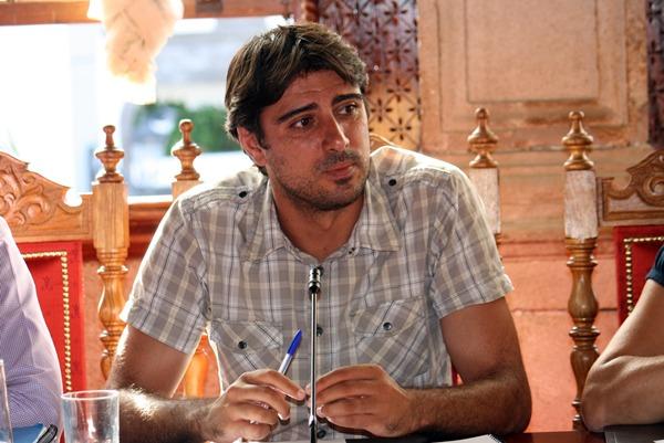 MANUEL ABRANTE, CONCEJAL DE INFRAESTRUCTURAS SANTA CRUZ DE LA PALMA