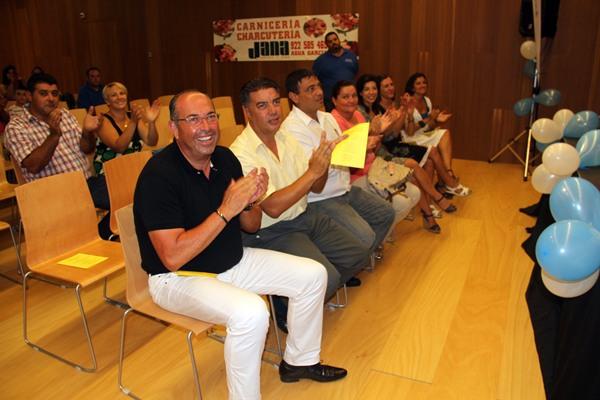 PRESENTACION DEL RAPIDO DE RAVELO MARIANO PEREZ RAMON MIRANDA Y GERMAN RODRIGUEZ