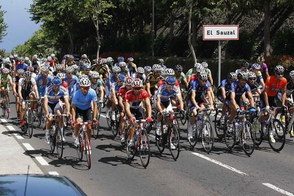 Vuelta Ciclista 3 etapa1