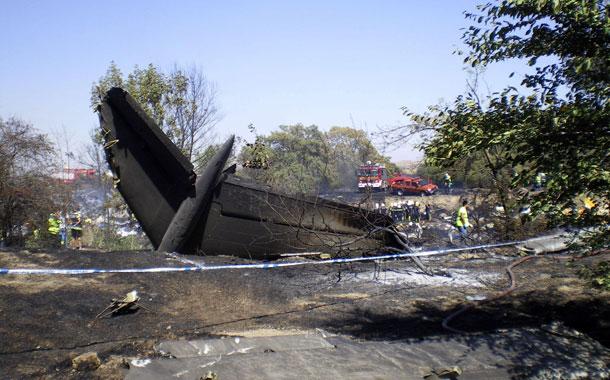 ACCIDENTE SPANAIR 2008