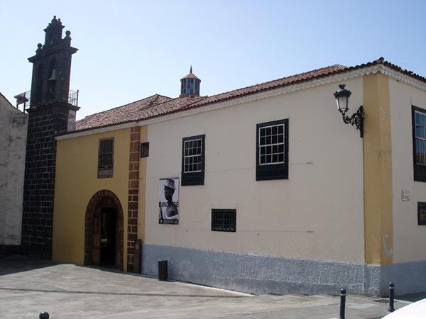 antiguo convento de Santo Domingo LA LAGUNA