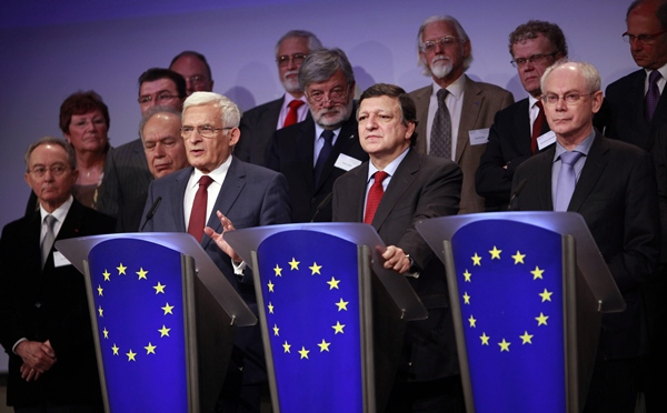 autoridades de la Unión Europea