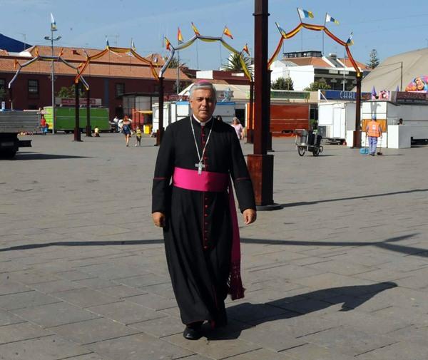OBISPO DIOCESIS NIVARIENSE BERNARDO ALVAREZ
