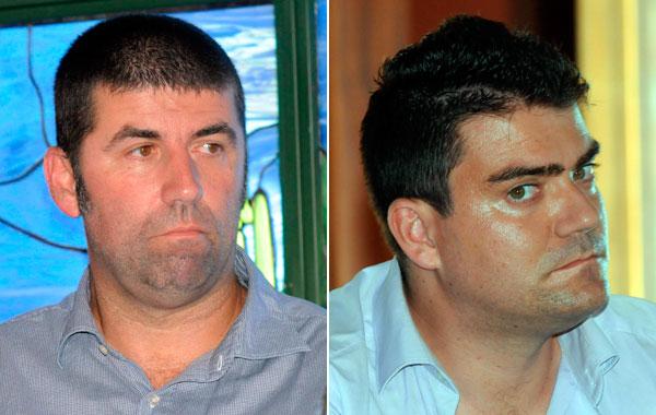 Jorge Afonso Luis y José Valentín Correa Gutiérrez - PP SANTA URSULA