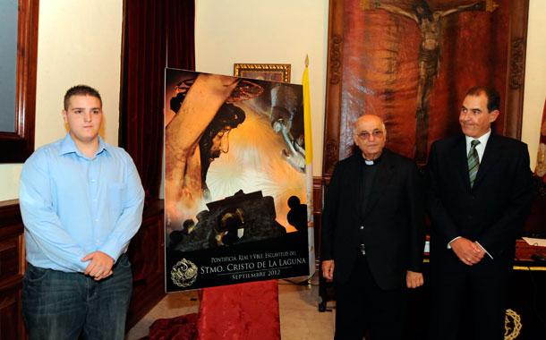 FIESTAS DEL CRISTO-CARTEL DOMINGO FERRERA