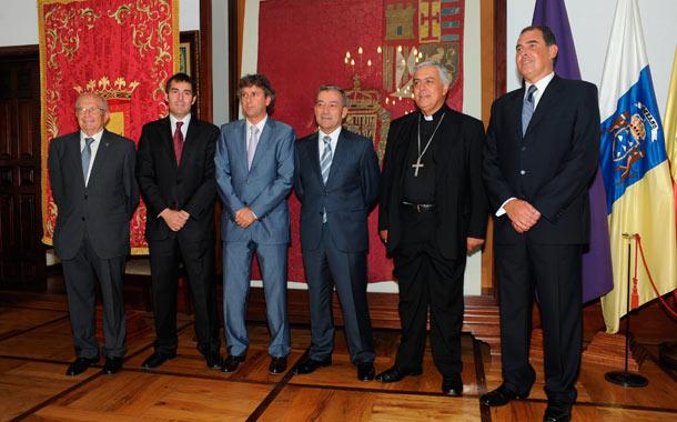 PREGON FIESTAS CRISTO LA LAGUNA
