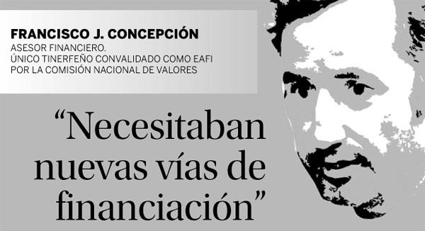 Preferentes: Francisco Concepción - Declaraciones