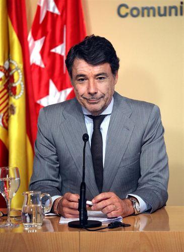 IGNACIO GONZALEZ PRESIDENTE COMUNIDAD DE MADRID