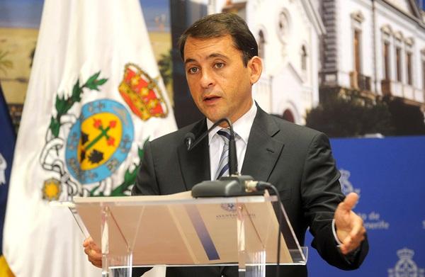 JOSE MANUEL BERMUDEZ ALCALDE DE SANTA CRUZ