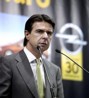 JOSÉ MANUEL SORIA ANIVERSARIO GENERAL MOTORS FIGUERUELAS