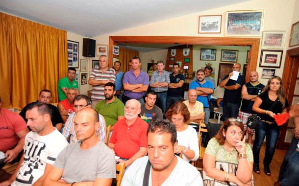 LUCHA CANARIA REUNION CLUBES PRIMERA-TERCERA