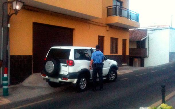 POLICIA LOCAL - LA MATANZA DE ACENTEJO
