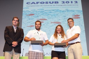 premios cafosub 2012