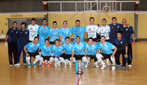 presentacion uruguay futbol sala