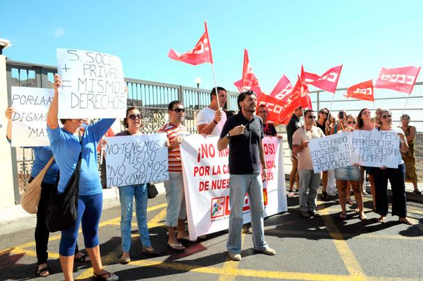 RESIDENCIA IFARA PROTESTA