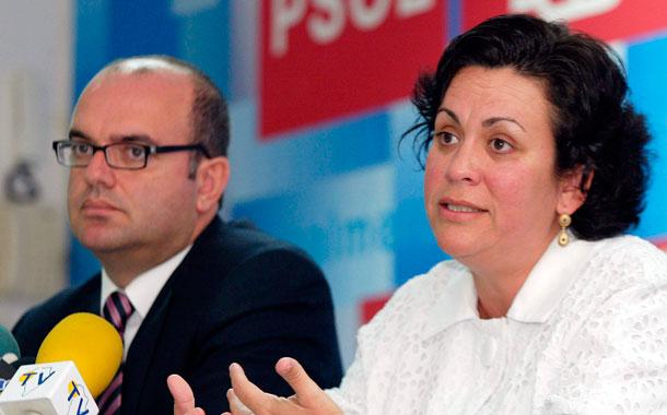 RITA GÓMEZ Y ANSELMO PESTANA