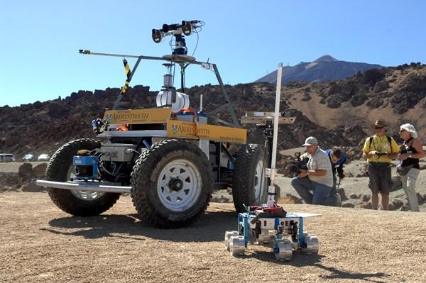 ROBOTs TEIDE MPP