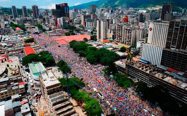 VENEZUELA - CAMPAÑA HENRIQUE CAPRILES