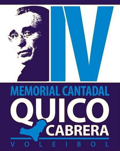 Cartel Memorial Cantadal Quico Cabrera