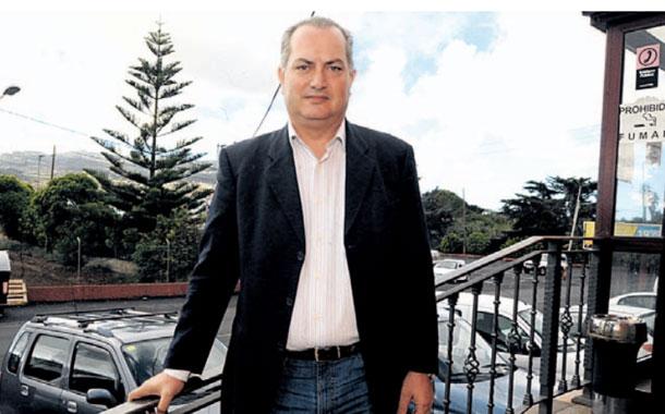 Daniel Delgado Federación lucha de Tenerife