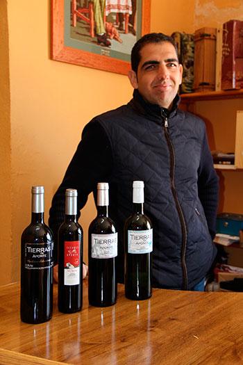 Pedro Álvarez enólogo