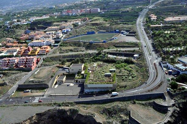 Depuradora Comarcal del Valle de la Orotava Puerto Cruz El Burgado BÉISBOL MPP