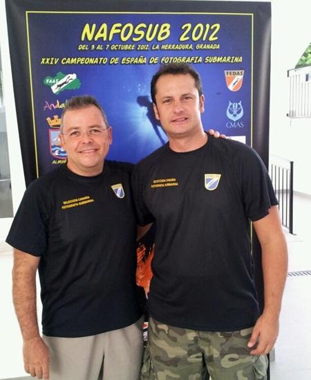 José Arteaga Tauroni y Román Martín Herrera