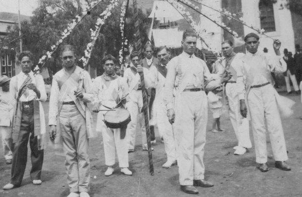 Plaza San Marcos Tegueste 1933