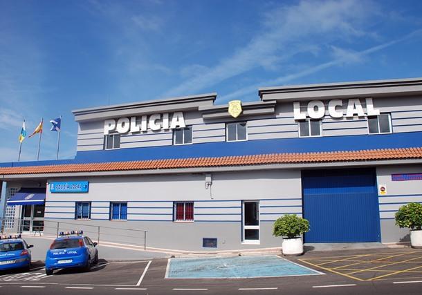 Policia Local Santiago del Teide